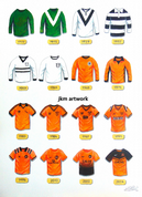 dundee united shirts print